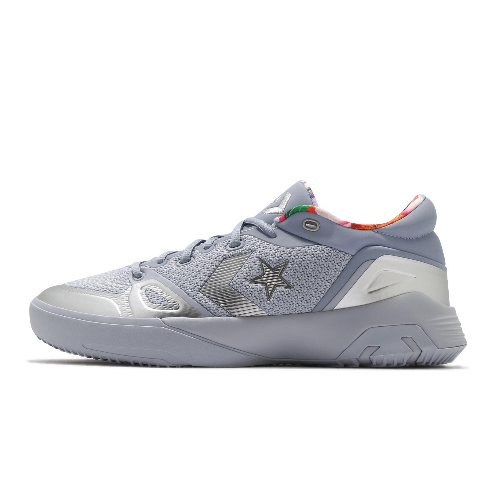 Converse 籃球鞋 G4 Low PARIS 銀 彩色 男鞋 React 低筒 城市限定【ACS】 170298C