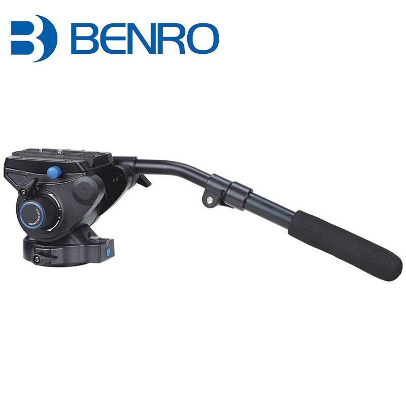 BENRO 百諾 S6 油壓雲台 [相機專家] [勝興公司貨]
