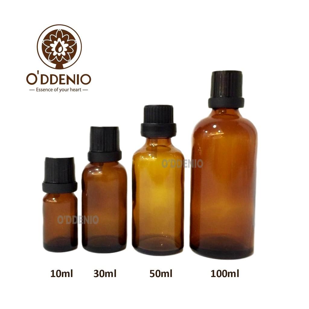 10ml/30ml/50ml/100ml茶色玻璃精油瓶-台灣製MIT瓶瓶罐罐《歐丹尼》