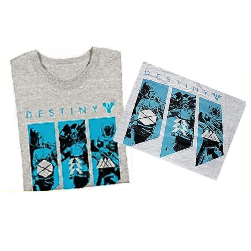【特價優惠】 SONY 官方限定 天命 DESTINY 限量T恤 T-Shirt 全新品【台中星光電玩】