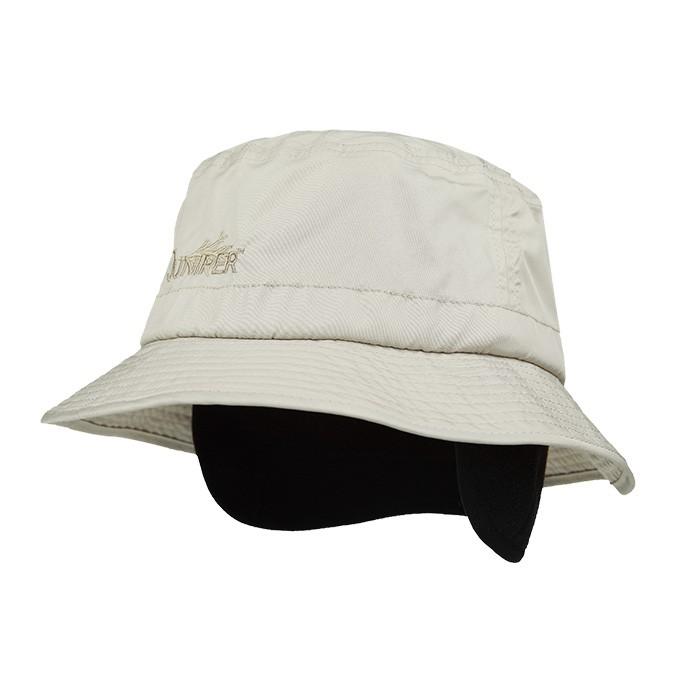 保暖防風防潑水吸濕排汗護耳高頂帽-J3609