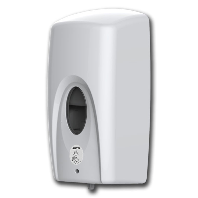 自動感應酒精消毒機給皂機-500ml GM760AN 民宿商用/皂液/泡沫/酒精噴灑 綠大師