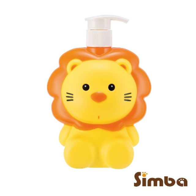 小獅王辛巴 嬰兒泡泡浴露(500ml)