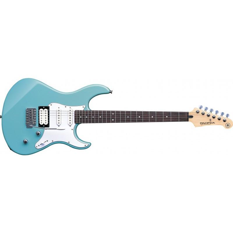 (贈周邊配件) YAMAHA Pacifica PAC 112V【Yamaha PAC專賣店】粉綠 入門 電吉他 單單雙