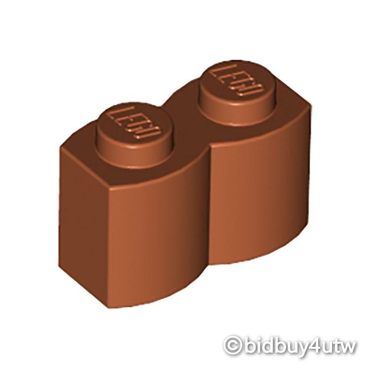 LEGO零件 變形磚 30136 深橘色 4666352【必買站】樂高零件