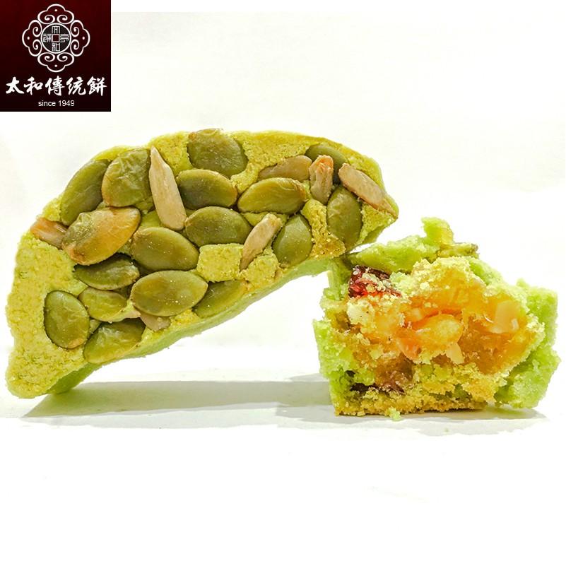 【太和傳統餅】 南葵子地瓜 台灣樣鳳梨酥  6入/盒