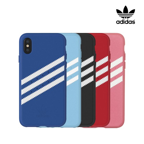 adidas iPhone XS Max XR X  Gazelle 硬殼絨面保護殼 愛迪達 手機殼