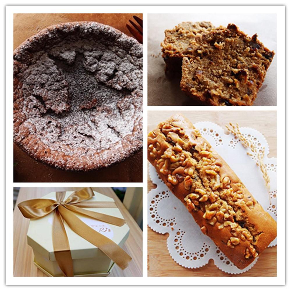 預購《樂米工坊》綜合蛋糕組(6吋金典巧克力*1+酒釀桂圓磅蛋糕*1)