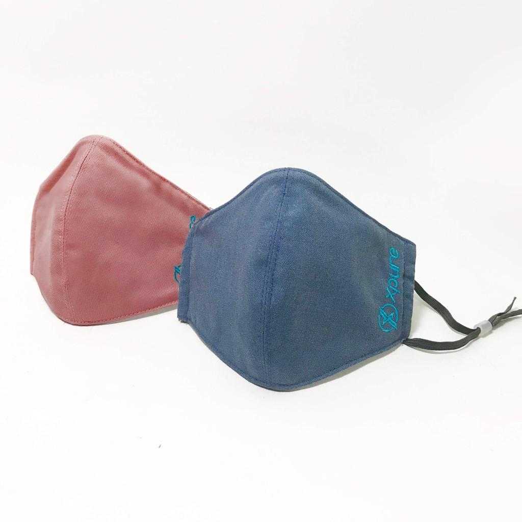 Xpure 淨對流  抗霾布織口罩 抗PM2.5 抗飛沫 防粉塵 防霧霾 防潑水 兒童小孩款【LifeTech】