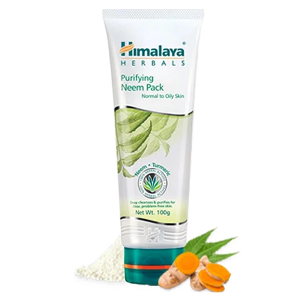 HIMALAYA-喜馬拉雅苦楝淨化面膜150ml