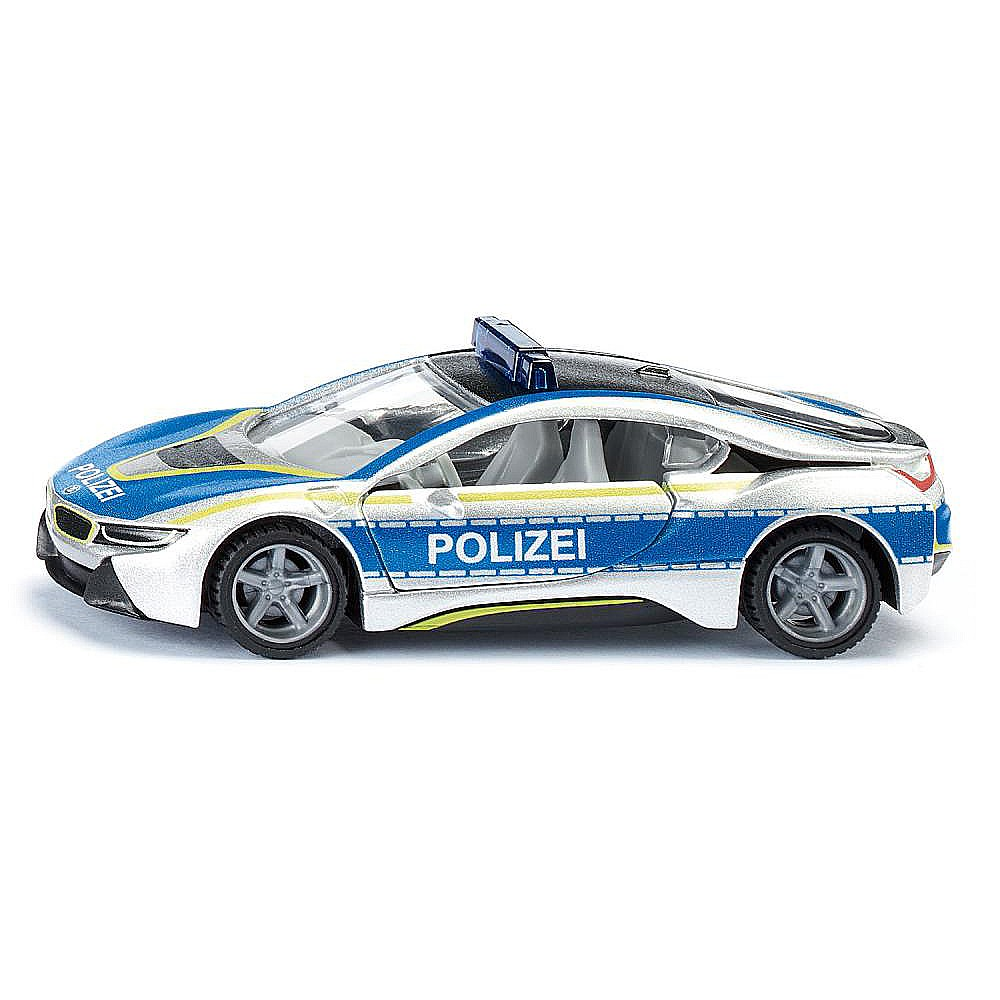 SIKU BMW i8警車