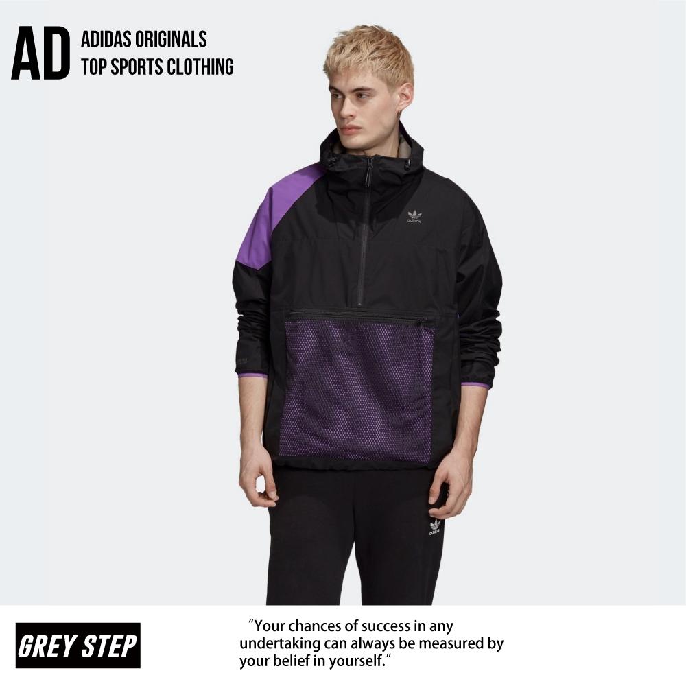Adidas 愛迪達 外套 PT3 GORE‑TEX 外套 黑色 紫色 衝鋒衣 運動外套 FM3679 全新公司貨