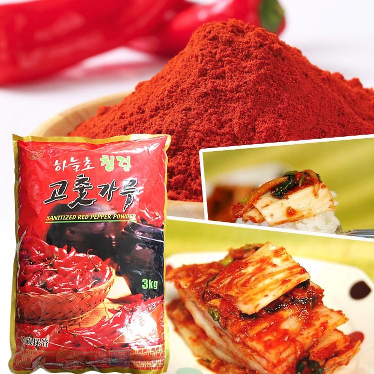 韓國特A級高麗辣椒粉600g (非原廠包)細粉/粗粉 韓國料理泡菜必備