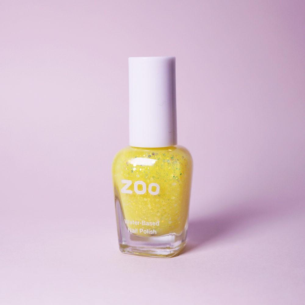 ZOO ㄖㄨˋ 兒童拋棄式指甲油 醬醬甜點系列 37 泡泡檸檬冰