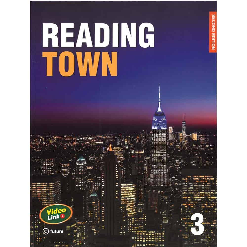 Reading Town 3 2/e (with CD)