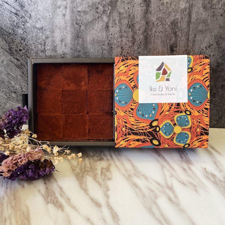 橙酒   生巧克力   ODIGO (小盒裝)