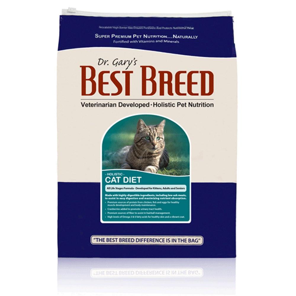 美國 BEST BREED 貝斯比《全齡貓配方》幼貓成貓與高齡貓適用
