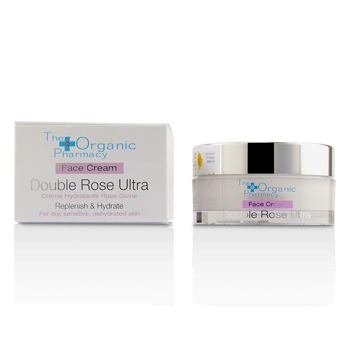 歐佳妮 - 雙重玫瑰極致面霜 Double Rose Ultra Face Cream - 適合乾性,敏感性和脫水性肌膚