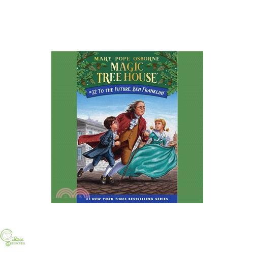 Magic Tree House#32:To the Future,Ben (CD)【禮筑外文書店】