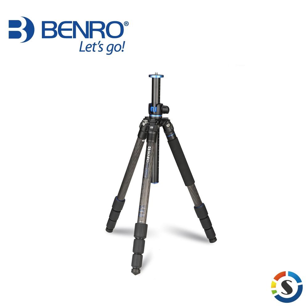 BENRO百諾 GC258T GoClassic系列碳纖維三腳架