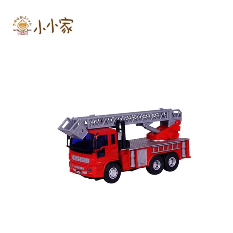 小小家-磨輪小型消防雲梯車(32508)
