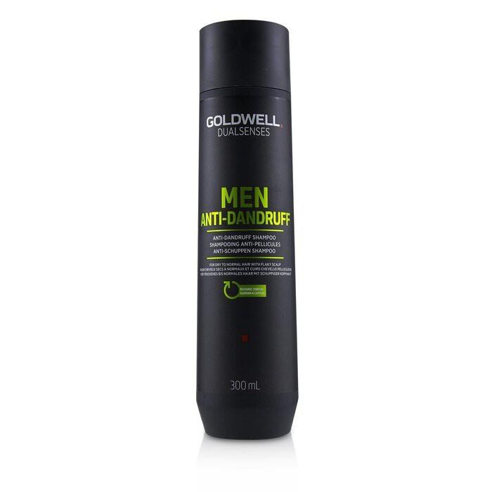歌薇 - MEN感抗頭皮屑洗髮精(乾燥至中性髮質及頭皮屑適用) Dual Senses Men Anti-Dandruf