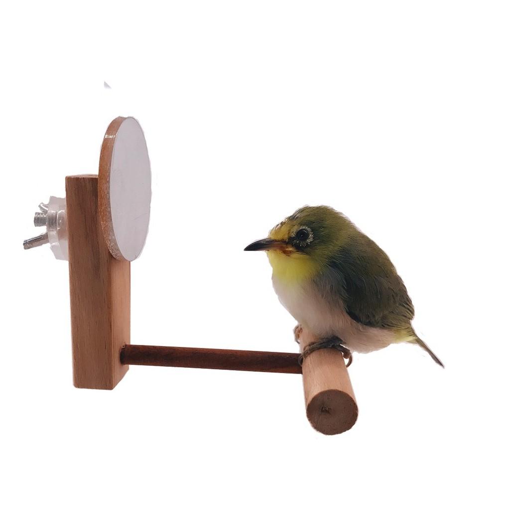 MY PET BIRD  綠繡眼迷你鏡 W829A