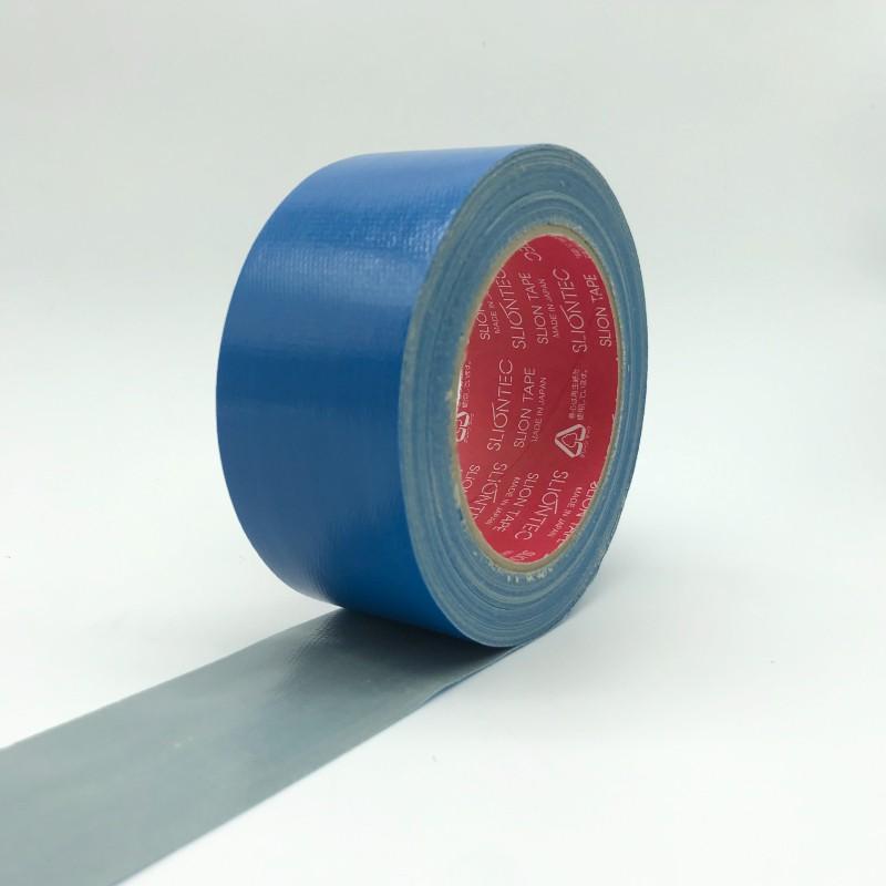 【協技科技】日本製造布膠帶(淺藍)50mmX25M大力膠帶 防水 部件固定 修補 防油耐溫 不易捲翹 不易鬆脫 無毒