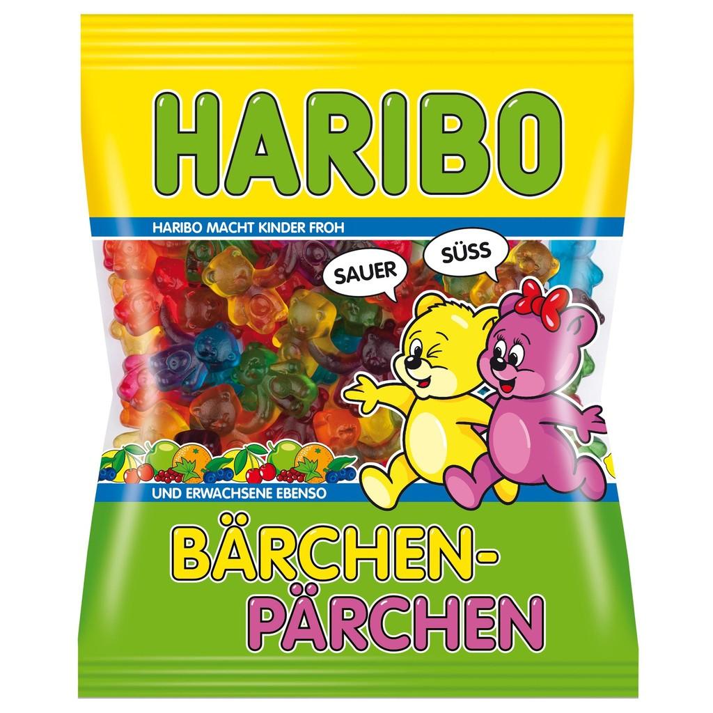 哈瑞寶熊熊情侶Q軟糖175g  【大潤發】