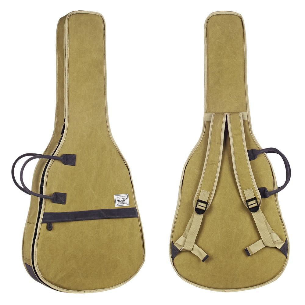 【全館折300】Veelah 旅行吉他袋 旅行吉他 民謠吉他 吉他袋 兒童吉他袋 琴袋 34吋/36吋 軍綠色
