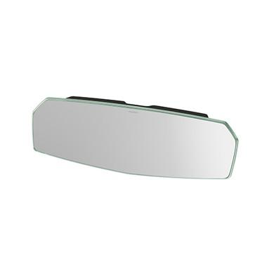 車之嚴選 cars_go 汽車用品【DZ455】CARMATE無邊框設計平面車內後視鏡車內後視鏡(鉻鏡) 240mm