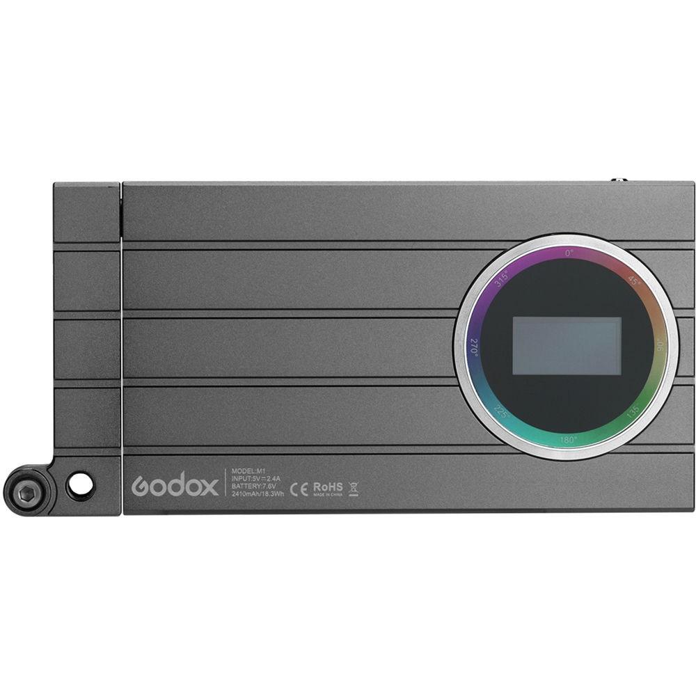 Godox M1   RGB高亮度迷你創意LED燈  開年公司貨