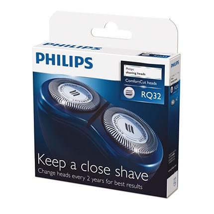 PHILIPS飛利浦 電鬍刀刀頭RQ32(不含刀框) (適用YS523、YS526、RQ310、RQ320)
