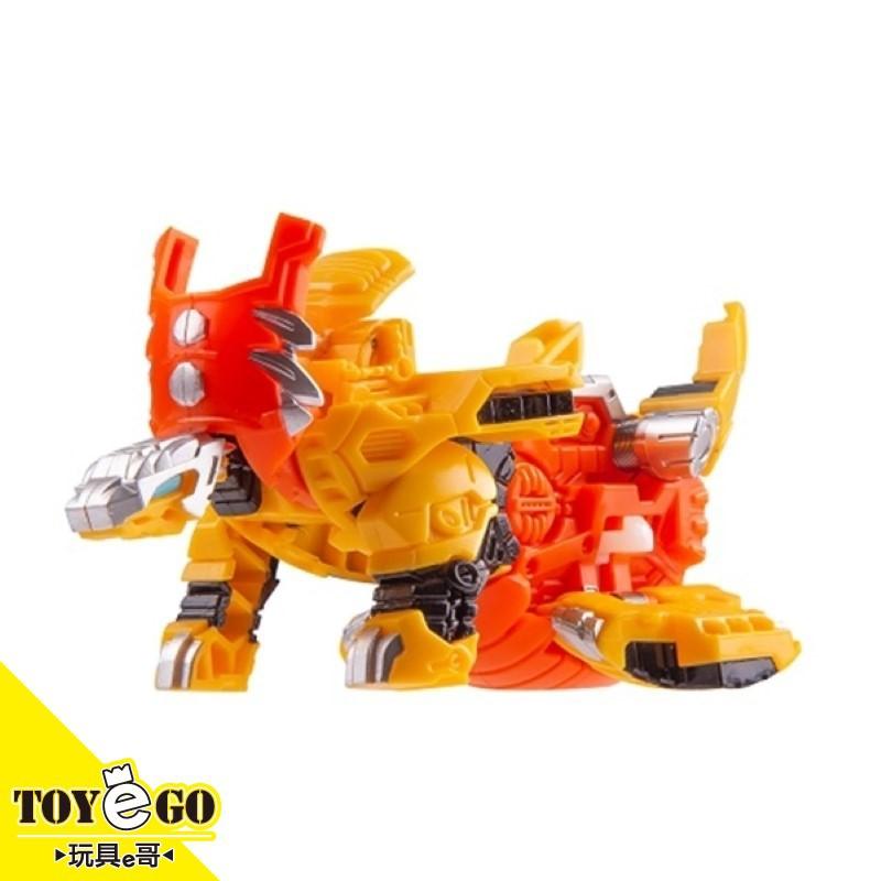Carbot衝鋒戰士 恐龍奇兵 鋼鐵甲龍 玩具e哥 32566