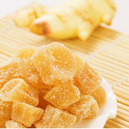 薑糖 300克 薑塊 冬季熱門零嘴 像軟糖一樣直接食用 辦公室零嘴 也適合小朋友吃不會覺得太辣