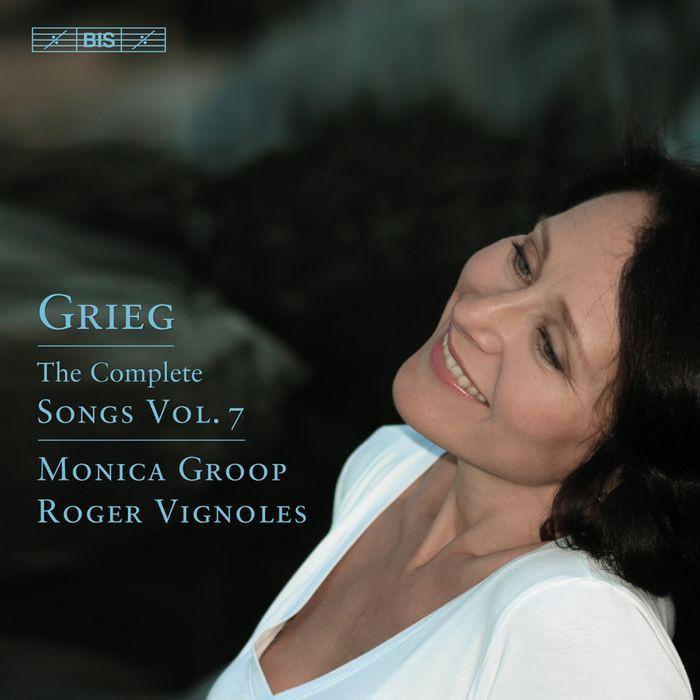 (BIS) 葛利格 歌曲全集 第七集 Edvard Grieg Songs Volume 7 CD1757