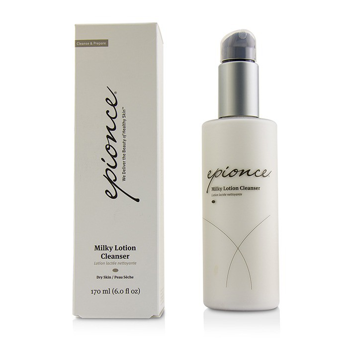 EPIONCE - 滋潤潔面乳(乾性/敏感肌至中性肌膚) Milky Lotion Cleanser