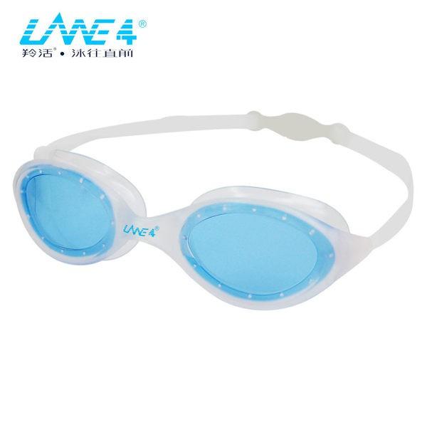 海納川 LANE4羚活女性專用抗UV舒適泳鏡 A352