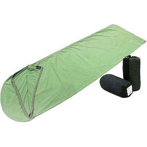 睡袋內套 P103-AX053Z  超細刷毛布 加拉鏈 (露營 登山 休閒)