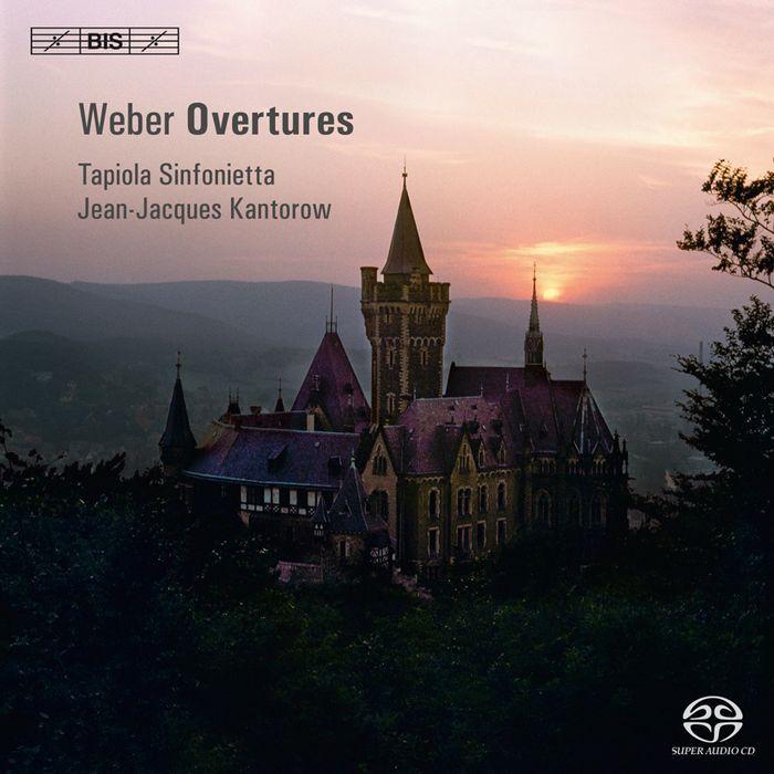 (BIS) SACD1760 韋伯 序曲集 尚賈克康特洛夫指揮 Weber Overtures