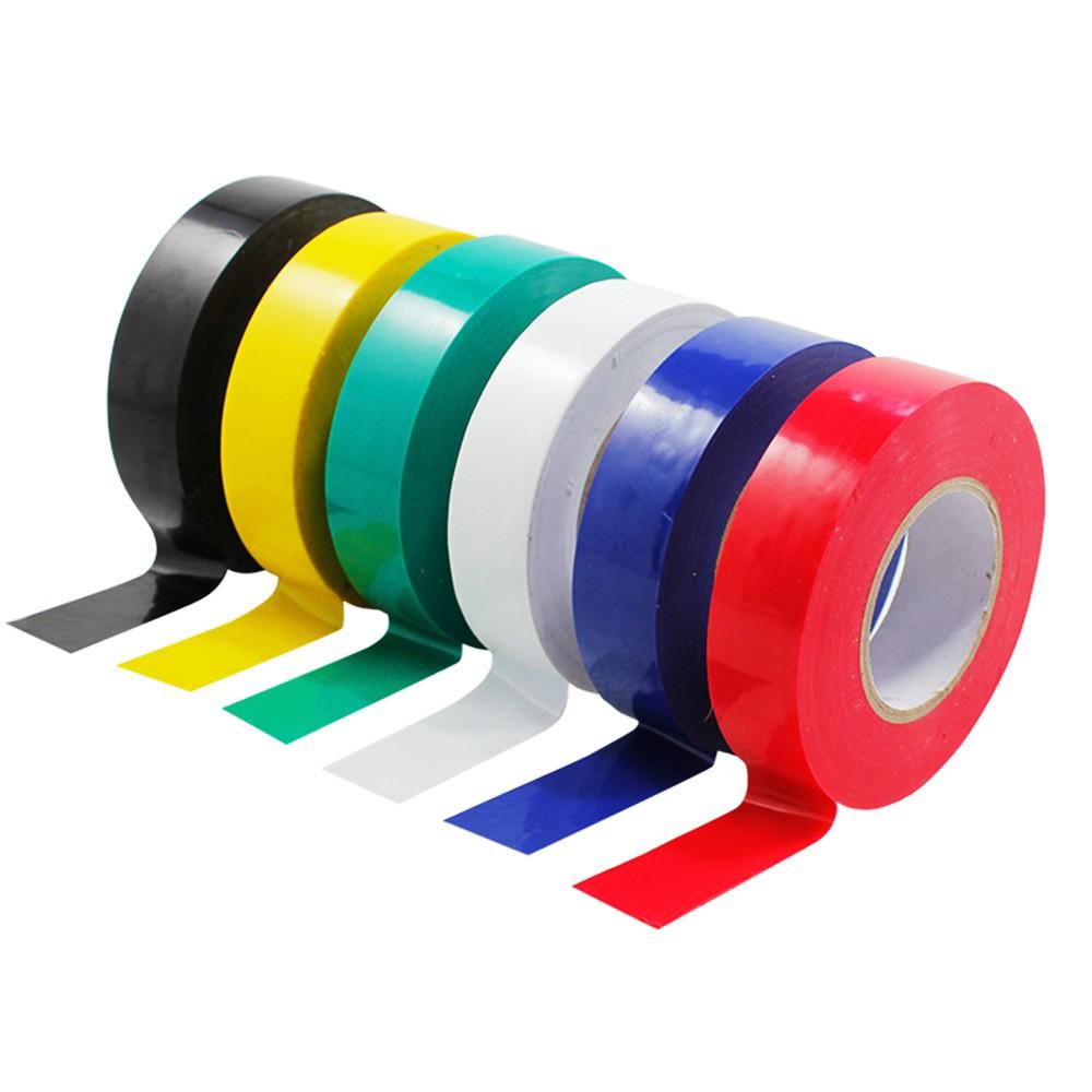 群加 PowerSync PVC電氣絕緣膠帶6色 (BTB-001)