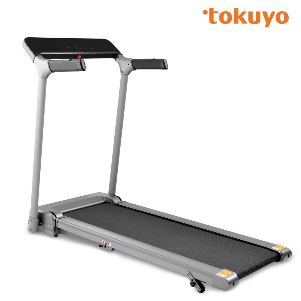 tokuyo 時尚Light跑步機 (冷光大螢幕操控/音樂播放) TT-190