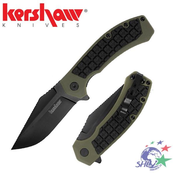 Kershaw Faultline 折刀 / 8Cr13MoV 不鏽鋼 / 8760【詮國】