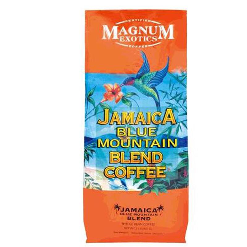 Magnum 藍山調合咖啡豆 907公克 2組 W468577 COSCO代購