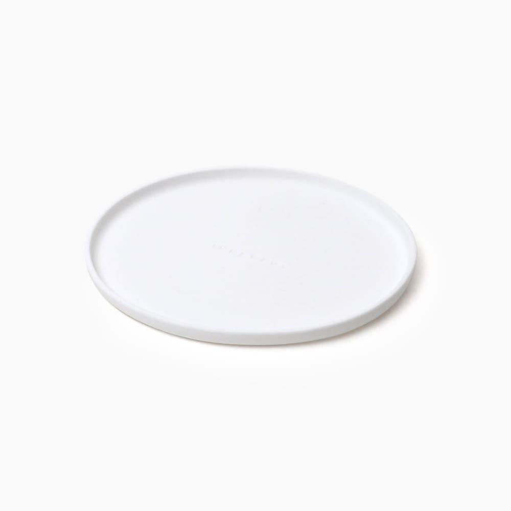 寵物專用餐墊 圓墊 白 可放寵物碗 水碗 飼料碗 鮮食碗 寵物飲水機 貓咪 狗狗