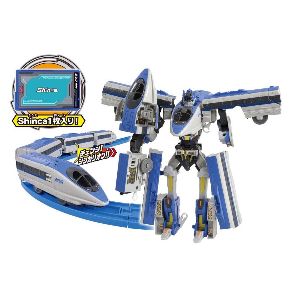 Takara Tomy 新幹線變形機器人 500回聲號 DXS【酷比樂】