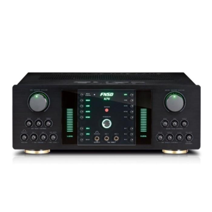 華成FNSD A7V 電子歌唱擴大機 具備智慧型四段控制風速風扇強制散 公司貨享保固《名展影音》