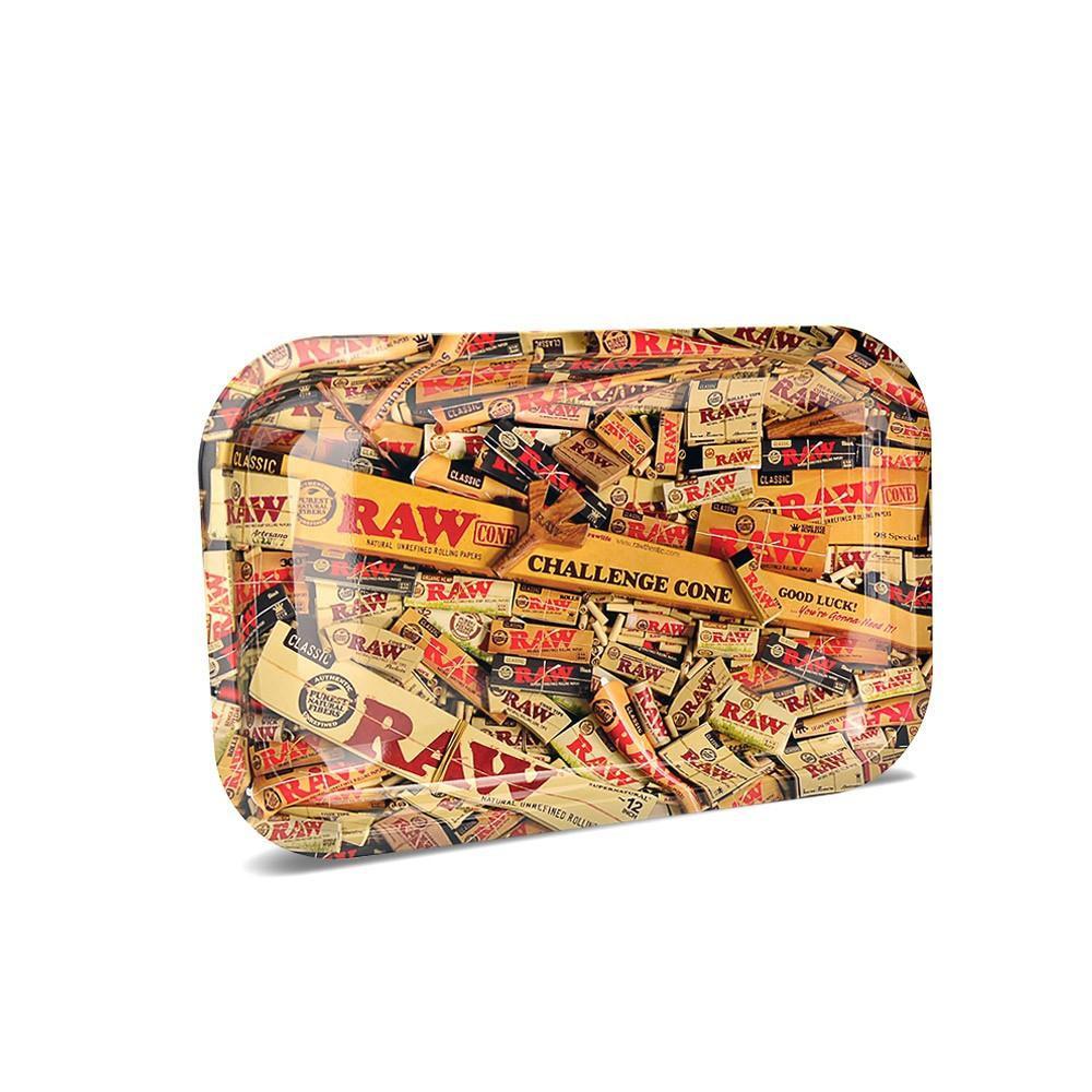【石頭人】西班牙RAW rolling tray 鐵盤