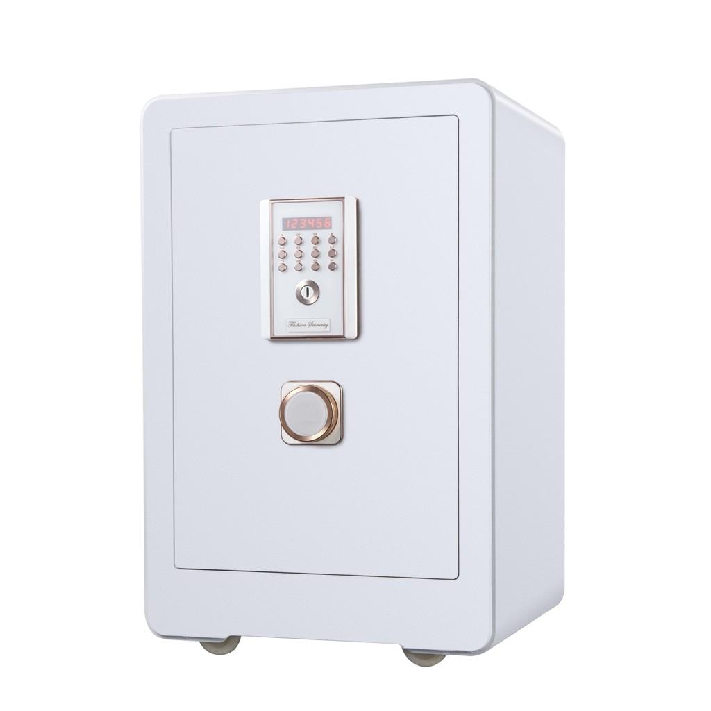 【聚富保險箱】免運(離島偏遠除外) 吉祥系列密碼保險箱 (55MWC)白/  金庫/ 防盜/  密碼鎖/ 保險櫃