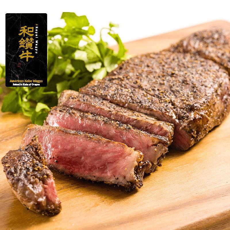 免運!【漢克嚴選】美國和牛雪花霜降牛排16片組(150g±10%/片) 和鑽牛